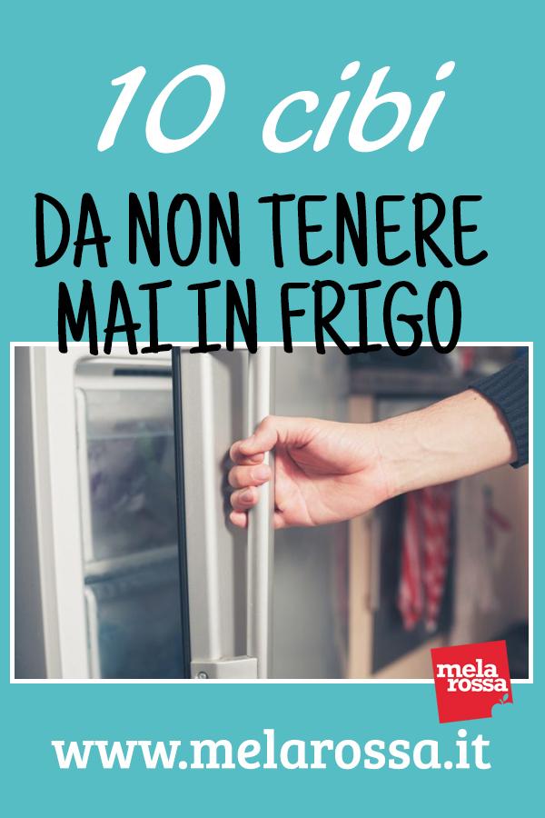 10 alimentos para no guardar en el frigorífico