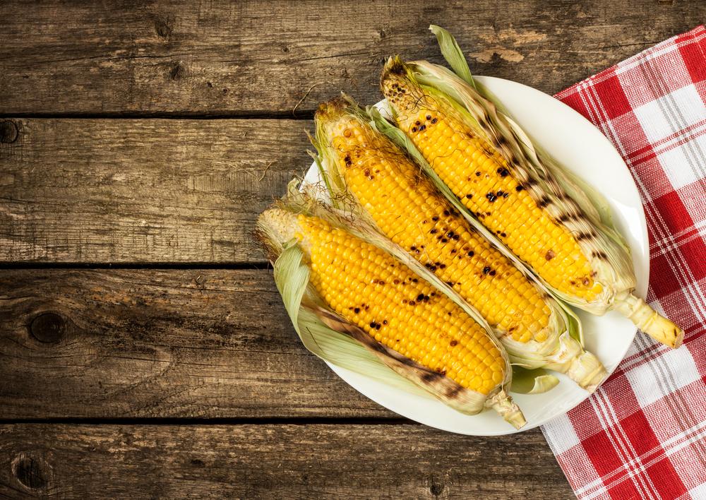 alimentos ricos en magnesio: maíz