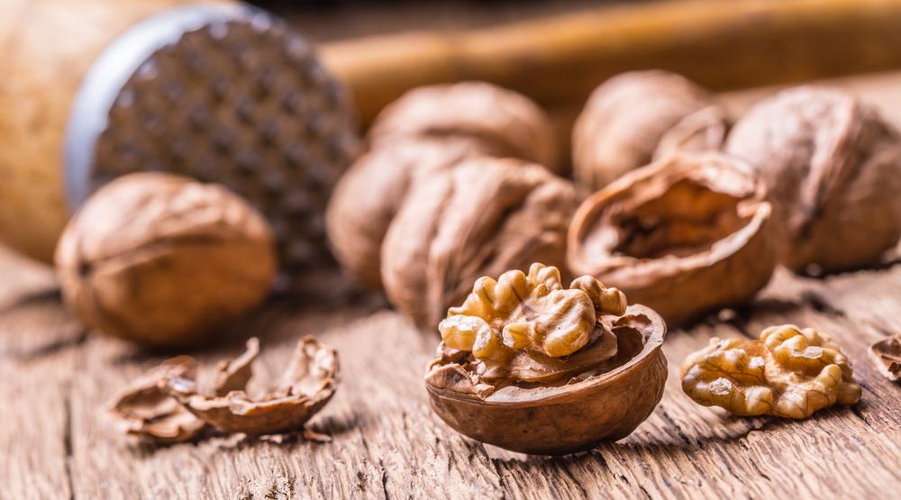 alimentos ricos en magnesio: frutos secos