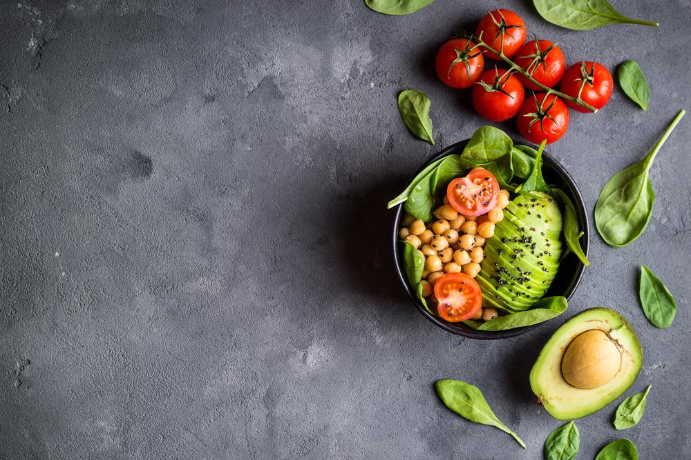 alimentos ricos en magnesio: espinacas