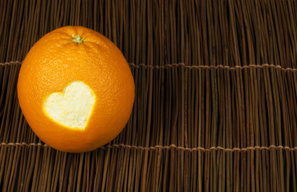 Beneficios para la salud del corazón de naranja
