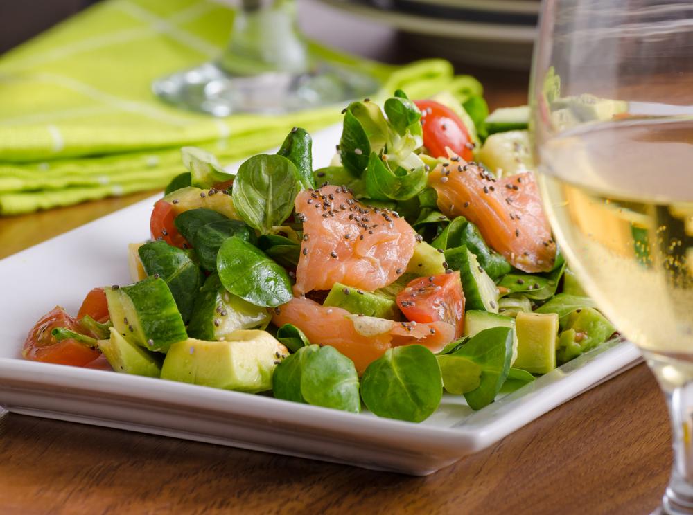 comer aguacate a dieta te llenará