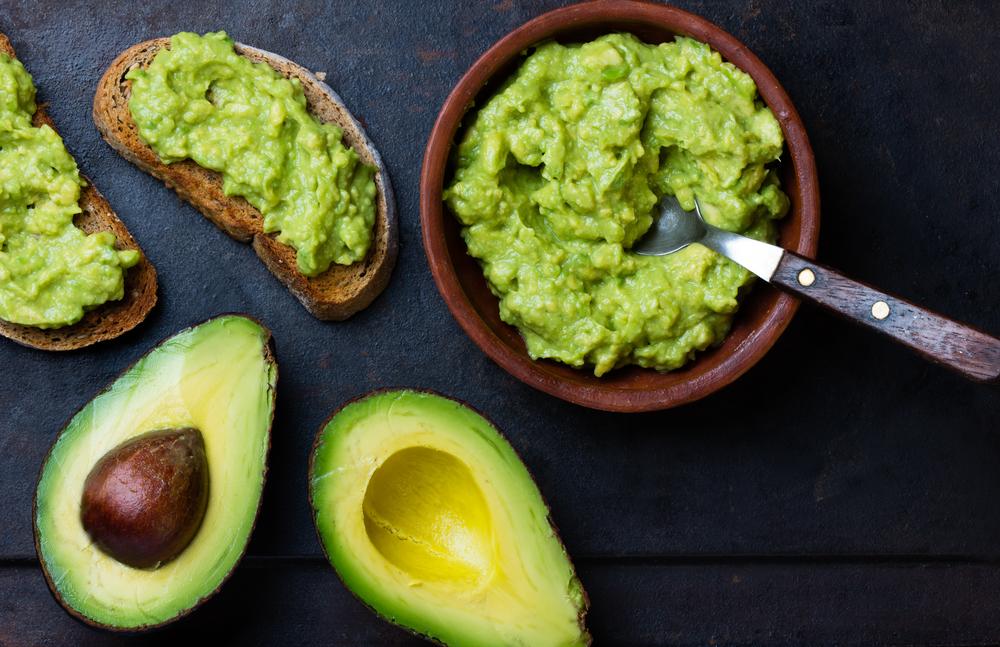 aguacate, alimento anti-colesterol