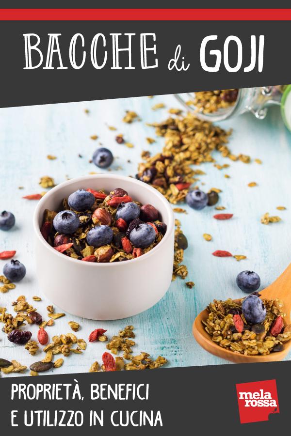 bayas de goji: que son, beneficios, propiedades, contraindicaciones y usos en la cocina
