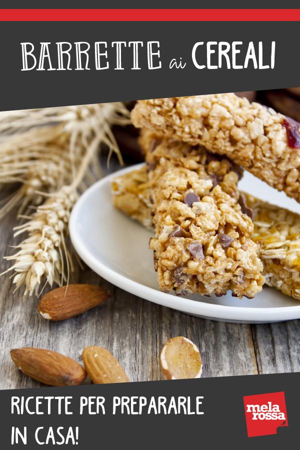 barritas de cereales: 3 recetas para hacerlas en casa