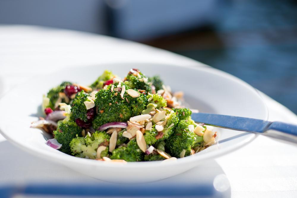 Nutrición y cáncer: brócoli