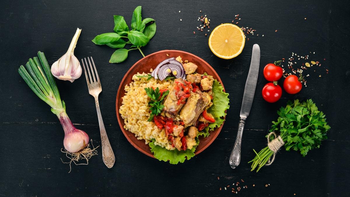 bulgur: valores nutricionales