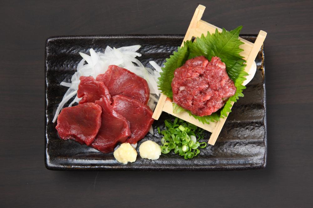 que es la carne de caballo, untar