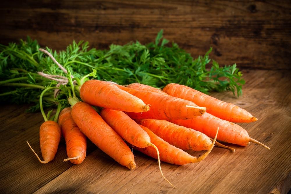 carotenoides, las propiedades beneficiosas de las zanahorias