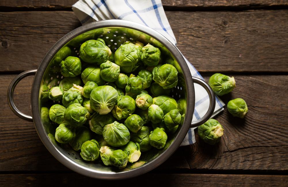 Coles de Bruselas, calorías, beneficios, propiedades nutricionales