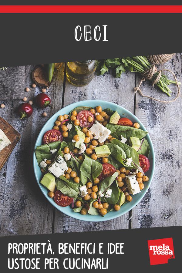 Garbanzos: que son, beneficios, valores nutricionales y recetas