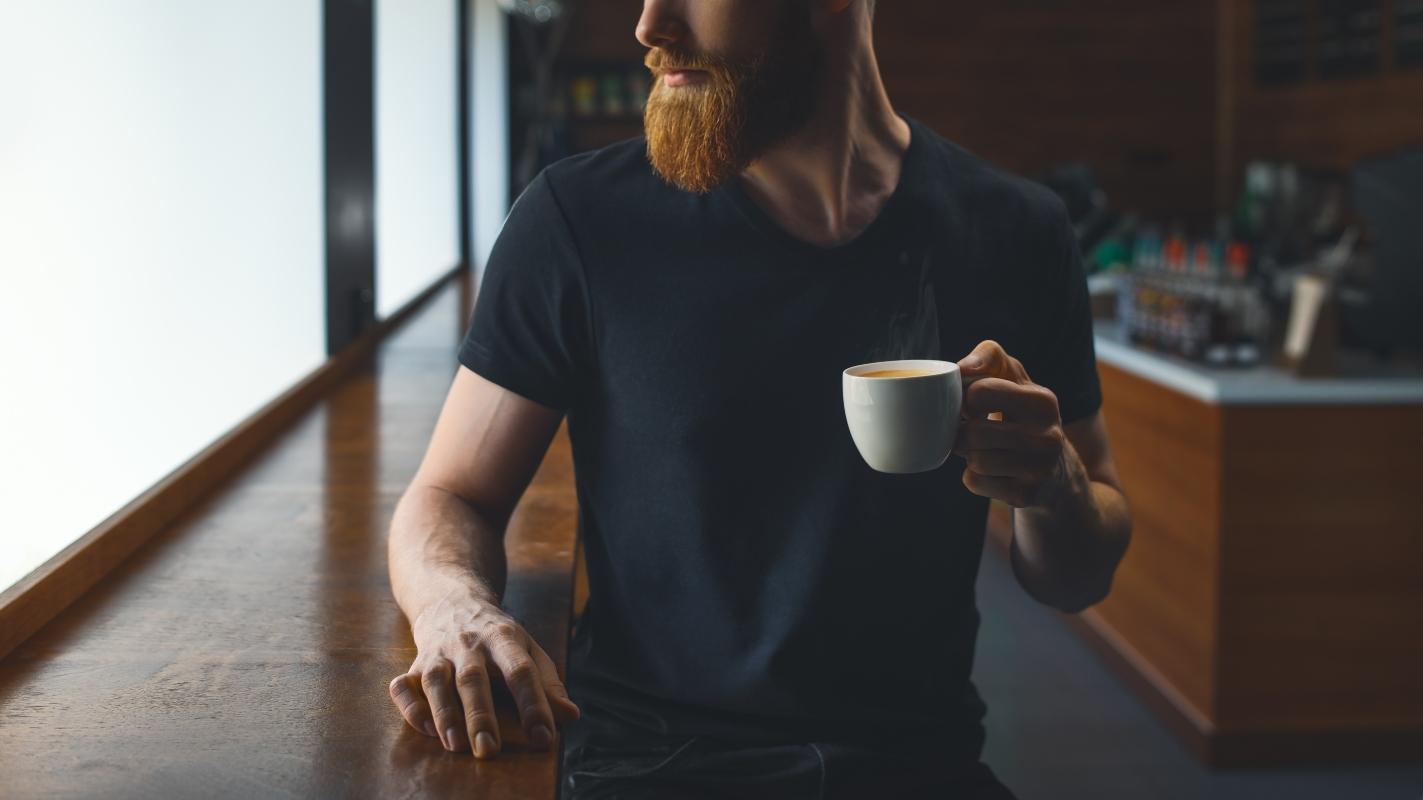 alimentos saludables: no beba demasiado café
