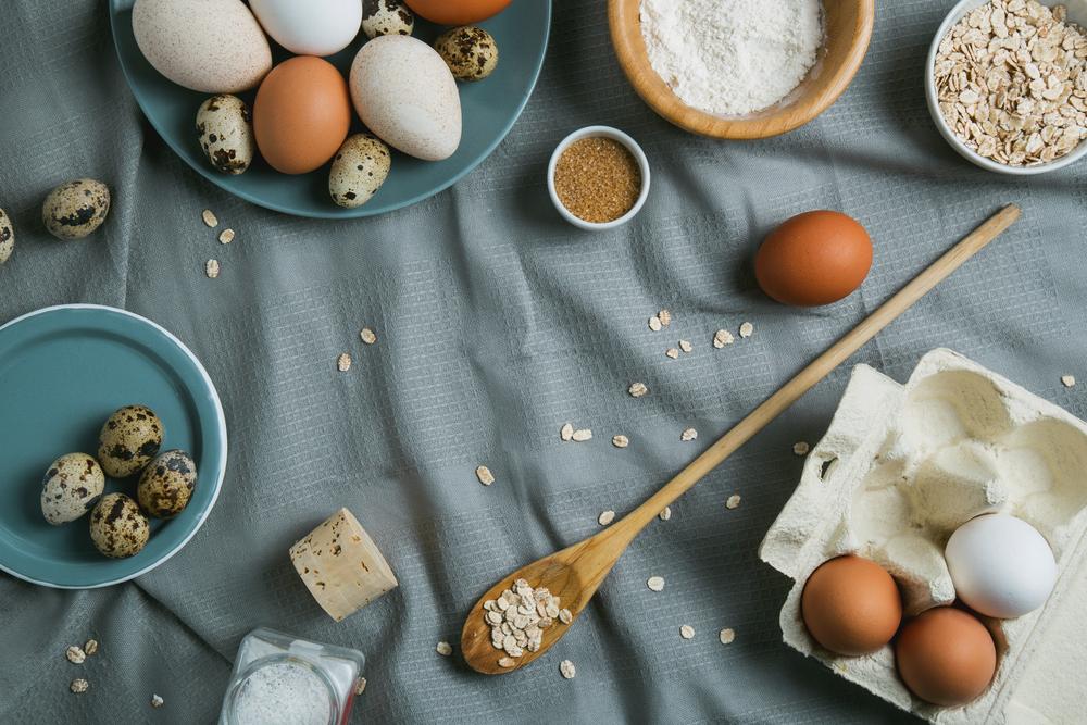 huevos: diferentes calidades