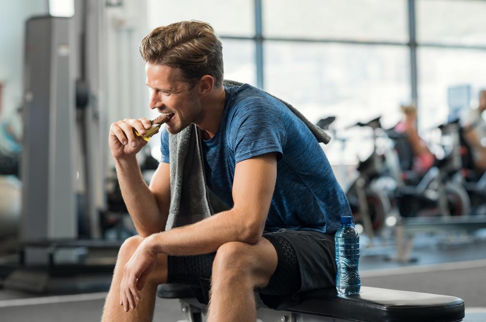 que comer durante los deportes