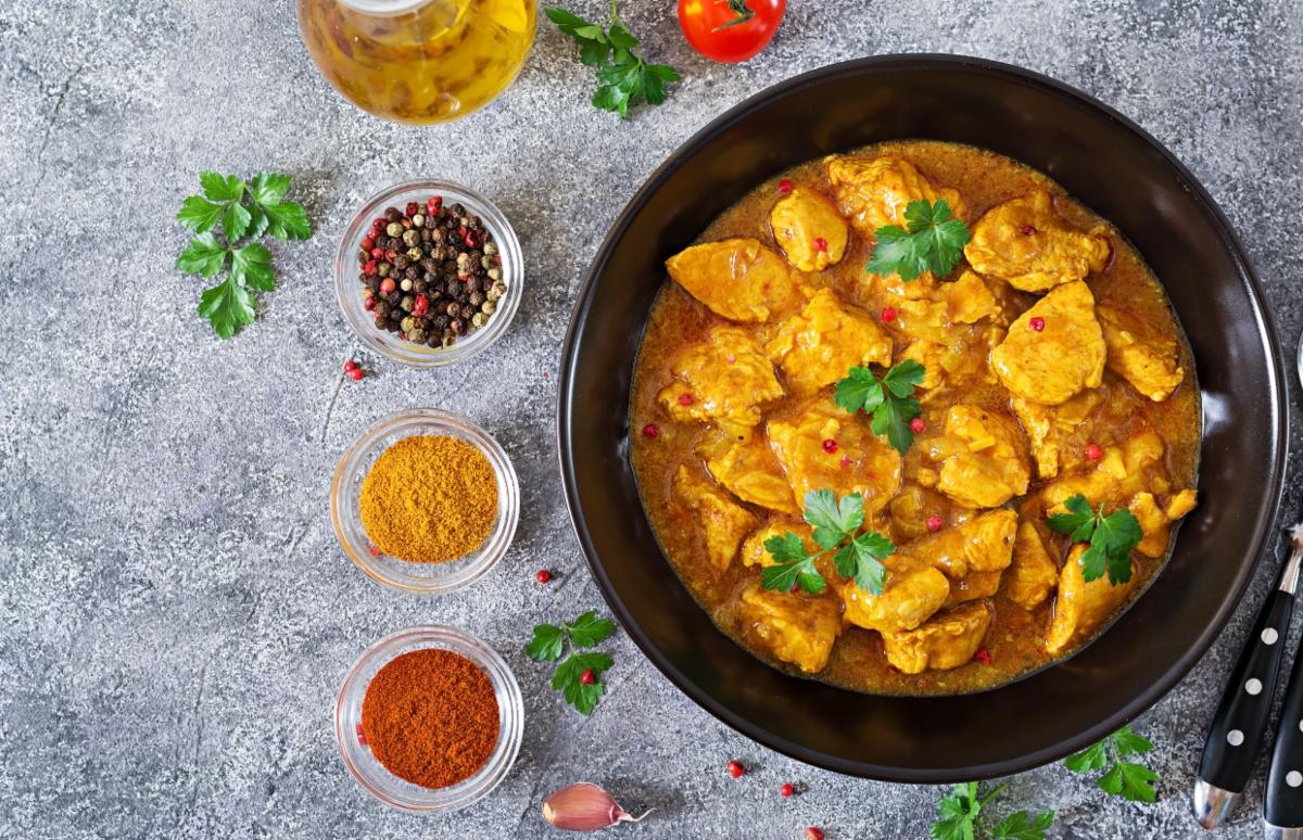curry: alimentos para estimular el sistema inmunológico