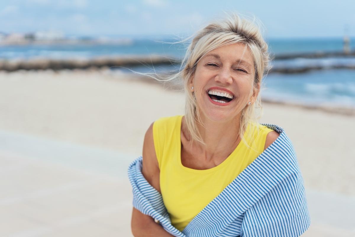dieta para todas las edades de la mujer: menopausia