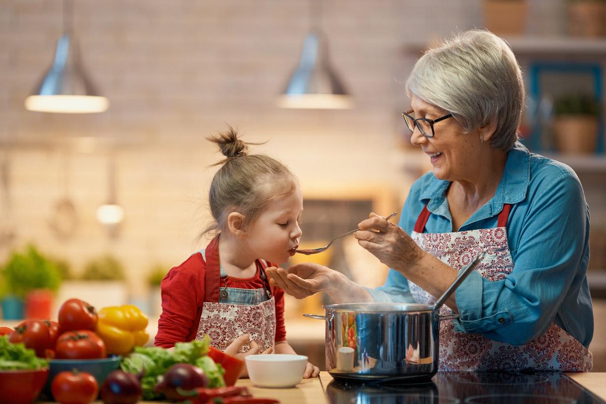 educación alimentaria para niños: importancia de la participación