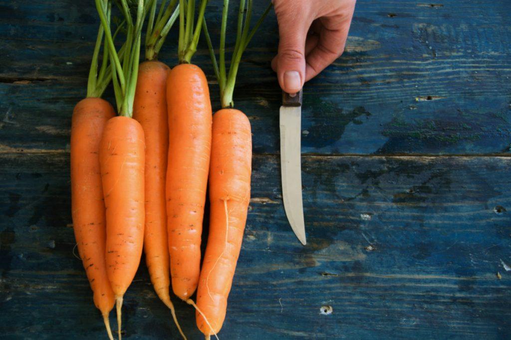 fibra dietética, las verduras en las que se encuentran