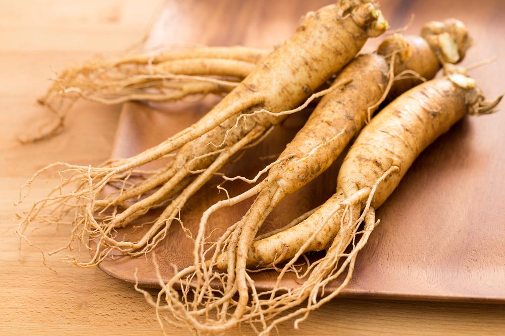 Ginseng: usar en la cocina
