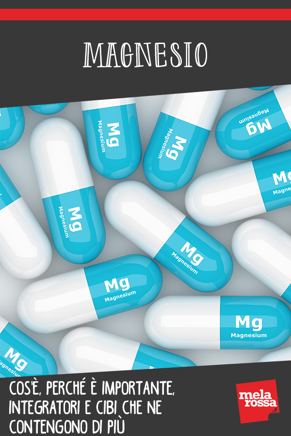 Magnesio: que es, por que importa, los mejores suplementos y alimentos ricos