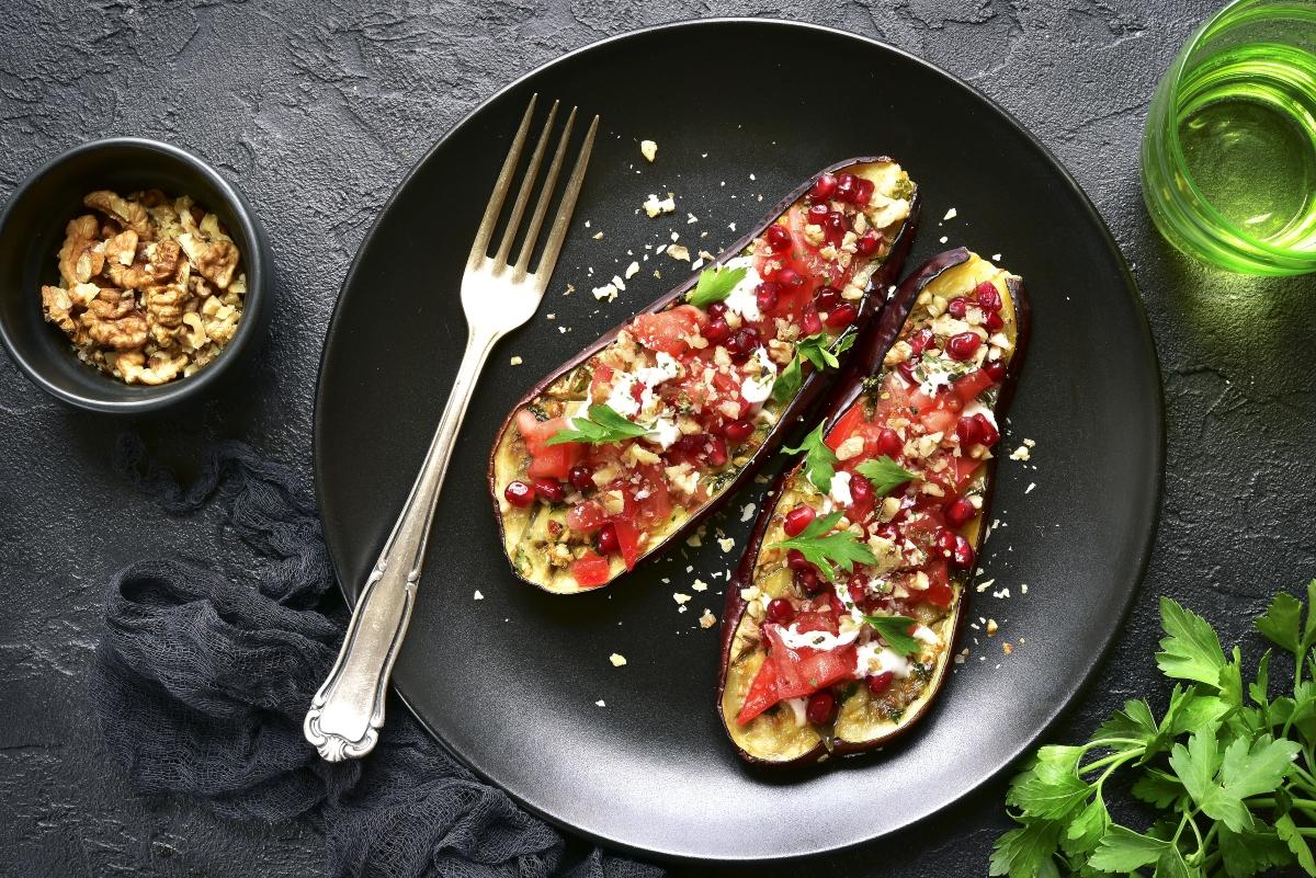 berenjena: valores nutricionales, beneficios y usos en la cocina