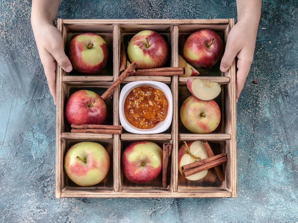 manzanas: beneficios, propiedades, valores nutricionales, recetas