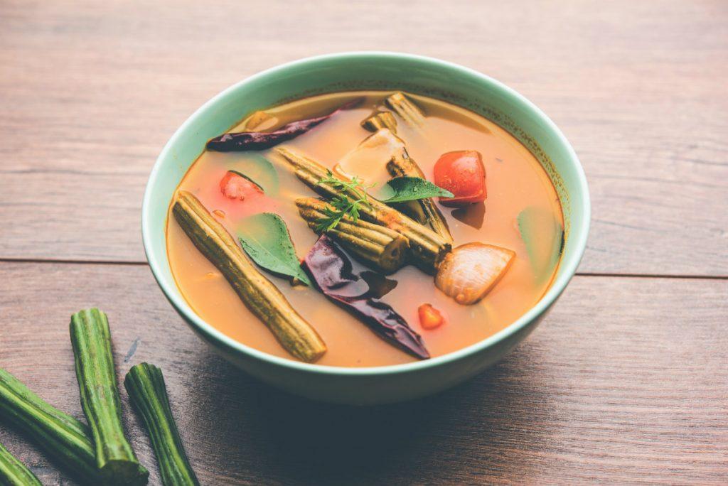 moringa, la sopa