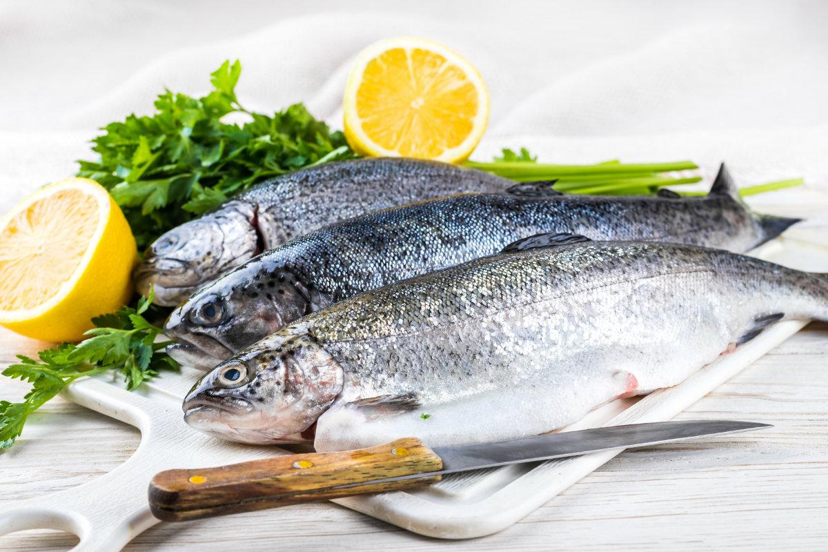 pescado fresco, como comprarlo
