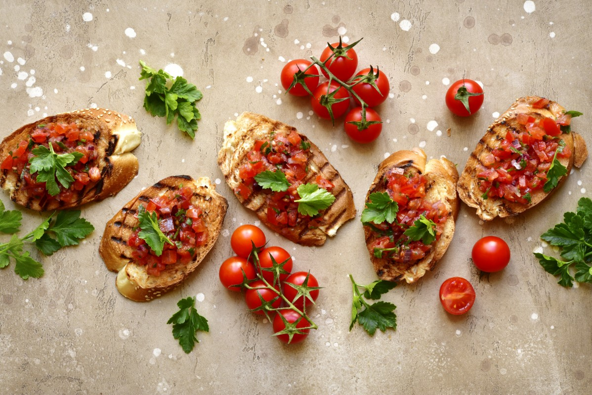 tomates: alimentos ricos en antioxidantes