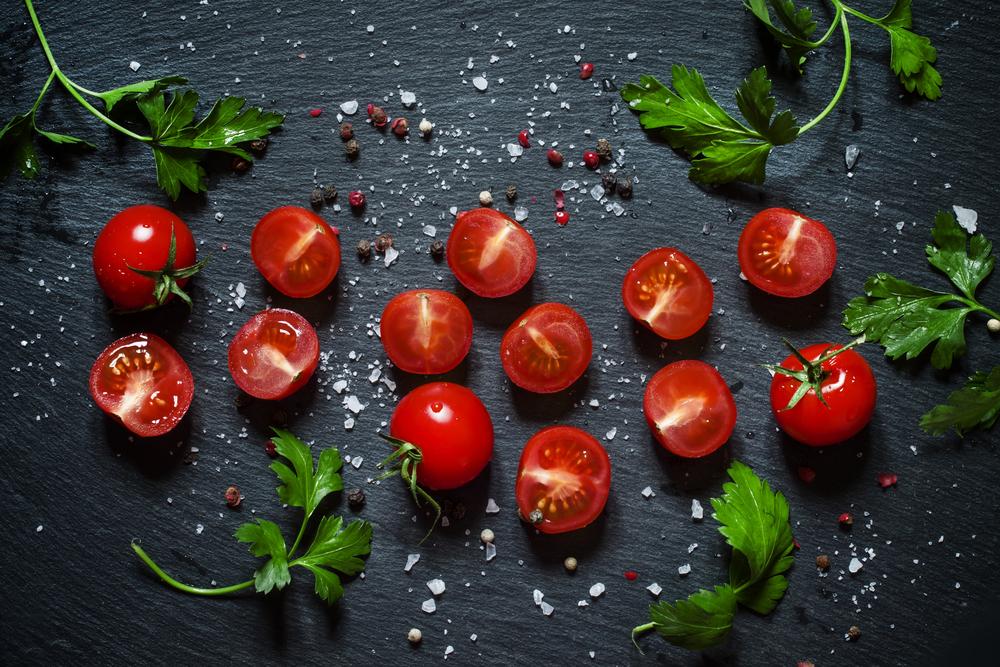 Nutrición y cáncer: tomates