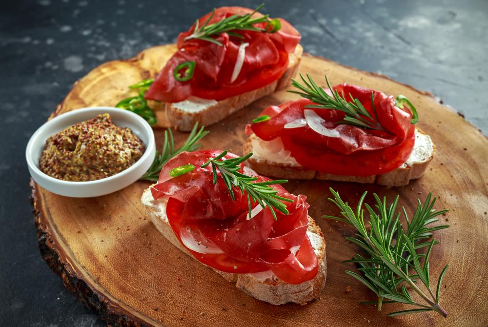 propiedades nutricionales del salami