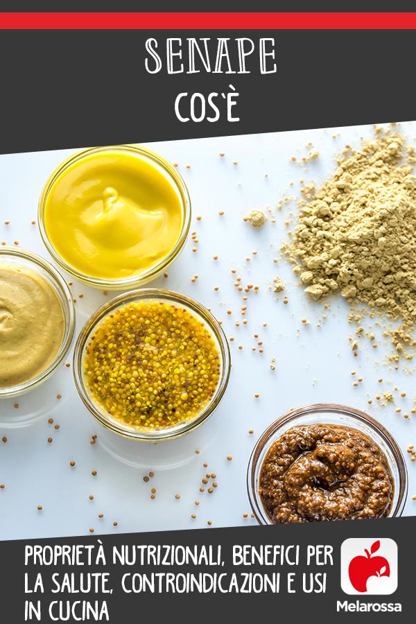 mostaza: que es, valores nutricionales, beneficios y usos