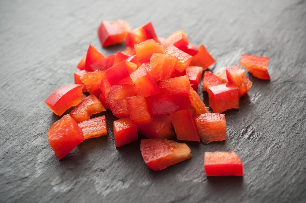 Descubre los principales cortes de verduras: un concassé