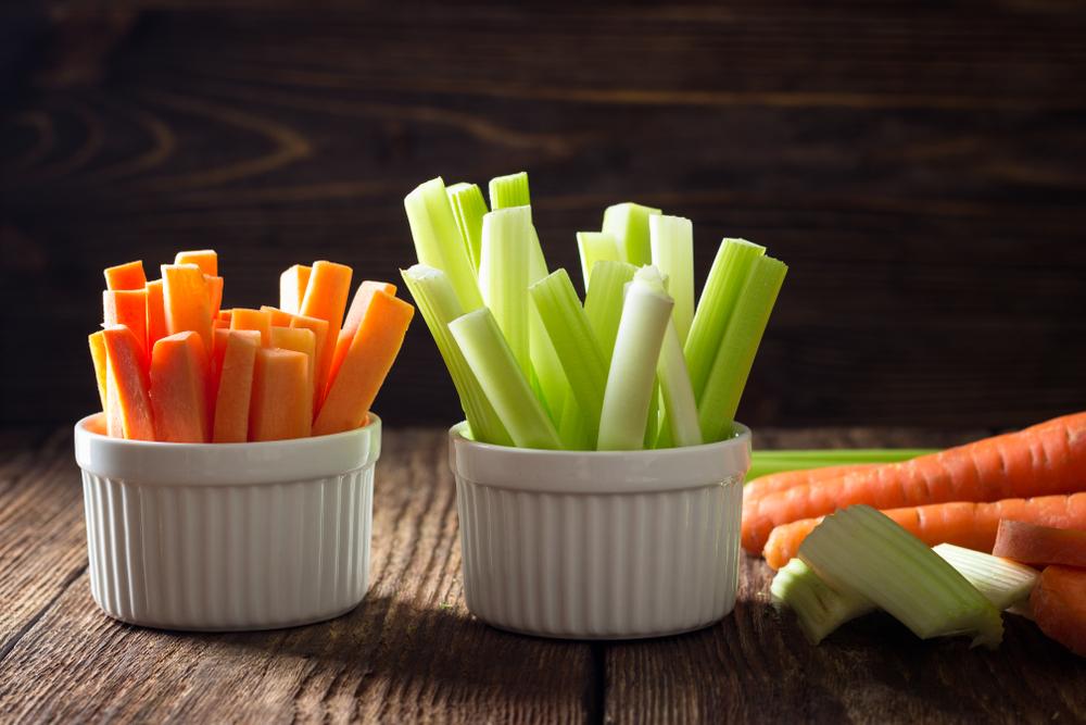 Cortes de verduras: la Giardiniera