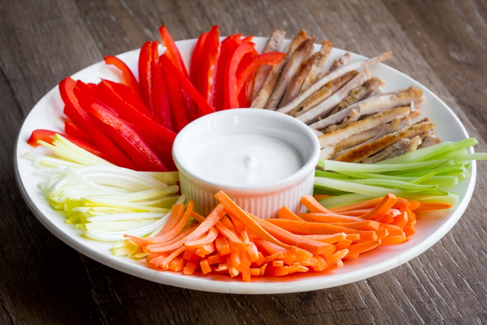 Descubre los cortes de verduras: la juliana