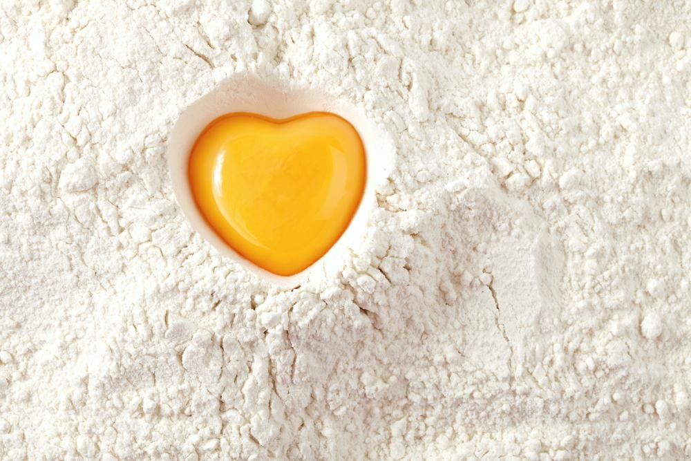 huevos: valores nutricionales de la yema