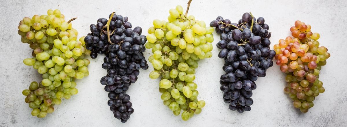 uvas: guía de compra