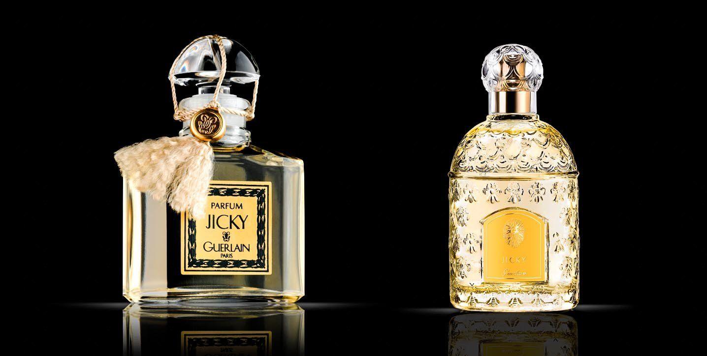 Perfume Guerlain a base de vainilla