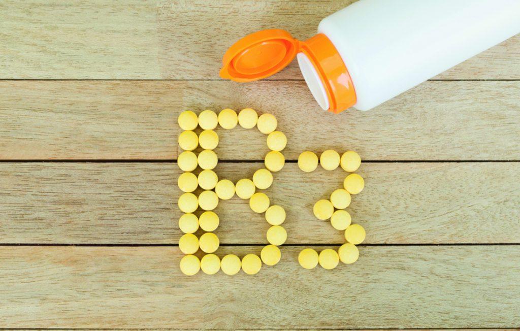 síntomas de deficiencia de vitamina B riesgos