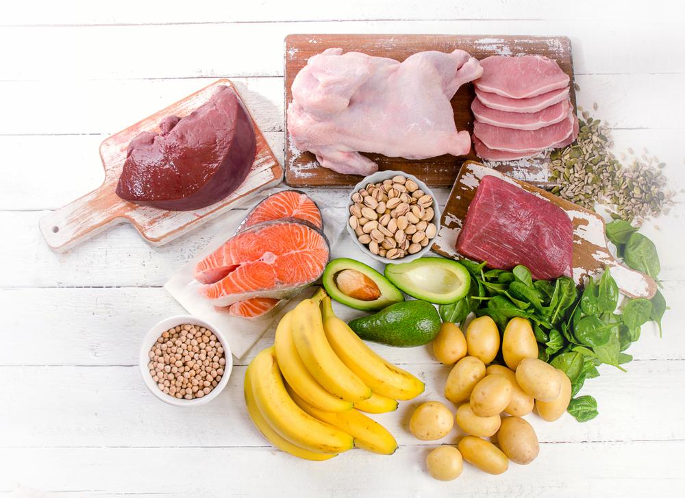 deficiencia de vitamina B