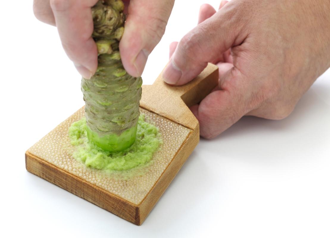 wasabi: usos en la cocina